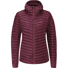 Rab Cirrus Flex 2.0 Hoody Women, deep heather
